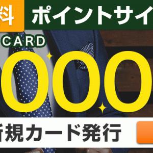 【プリンスプラチナステータスプレゼント】年会費初年度無料のクレジットカード発行で30500円獲得!お小遣いにも30万円のホテルの無料宿泊にも利用が可能