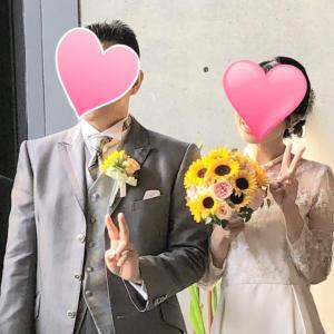 北海道挙式!おばあさまの手縫いのドレスで、幸せのバージンロード♪