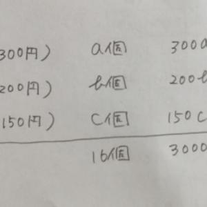 不定方程式。地方上級。
