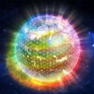 地球と全てに愛を送る