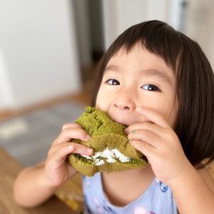 【レポ】3歳児もお手伝い♪かんたん米粉シフォン