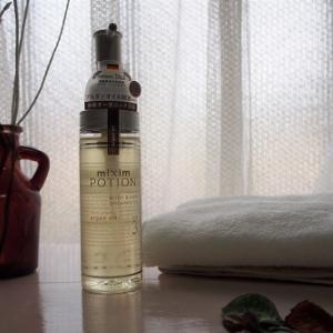 全身に使えるオーガニックオイル「ミクシムポーション全身用美容オイル3」