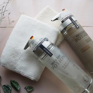 オーガニックと美容液成分で洗うミクシムポーションのシャンプーとトリートメント