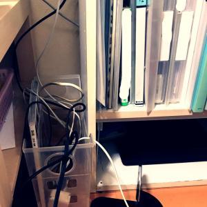 ニトリのファイルボックスでプチイライラ解消