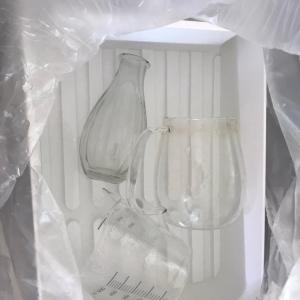 ついでに漂白、山崎実業の水切りラックは便利。