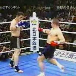 【K-1 SURVIVAL】ニコラス・ペタスがセルゲイ・グール戦で右脛を骨折 TKO負けを喫する