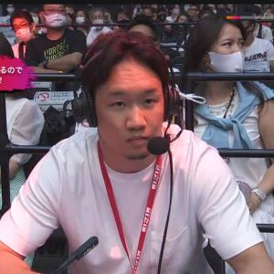 【RIZIN】榊原CEOが朝倉未来の次戦はフェザー級タイトルマッチにしたいとのプランを明かす