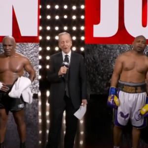 【ボクシング】マイク・タイソン(54)とロイ・ジョーンズ(51)がヘビー級スペシャルマッチで対戦するもドローに