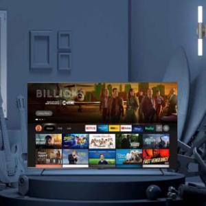 米アマゾン、初の4Kスマートテレビを発表「Fire TV Omni」ただし北米のみ