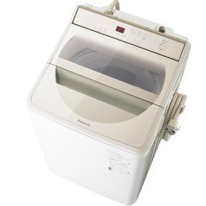 Panasonic製の洗濯機、NA-FA80Hシリーズを購入して半年すぎました。