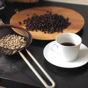 ☆Vlog- 出張バリスタの為のコーヒー焙煎☆