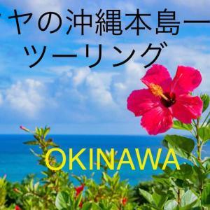増えた利益で沖縄本島一周ツーリング