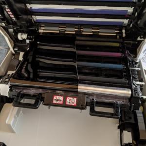 レーザープリンターで印刷してはいけないもの