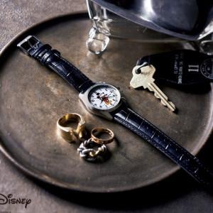 付録★高見え!ミッキーの大人腕時計