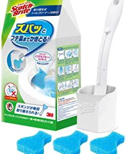 【掃除】100均で作る簡単トイレブラシ