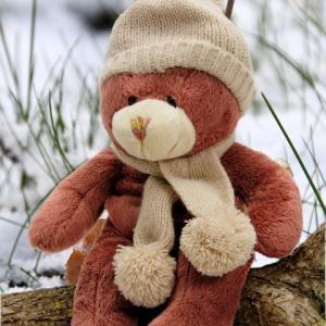 冷たい雨!ドライフラワーのクリスマスリースは窓の結露に注意して