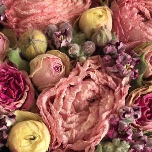 花の楽しみ方、ドライフラワーいろんな作り方。