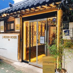 こんなところに素敵カフェ(東大門)