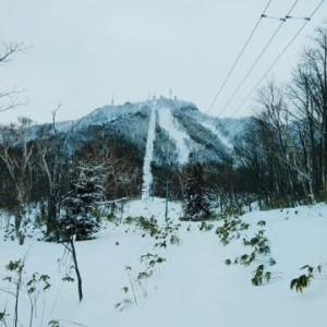 手稲山西峰