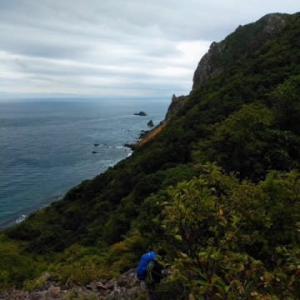 赤岩の風景