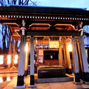 長岡市・高龍神社〜金峯神社