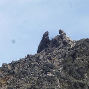 那須:茶臼岳と南月山