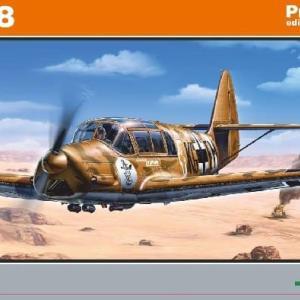 本日の到着キット(2020-22)「エデュアルド1/32 メッサ―シュミットBf108」