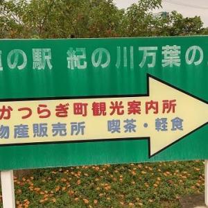 和歌山県の道の駅 全部巡ってやるぜ! 第3回 紀の川沿線を往く