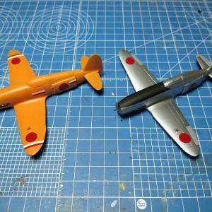 AZモデル1/72 川崎Ki-78 研三 製作記 #4 完成