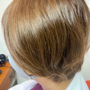 亜希子先生の髪がツヤツヤな訳