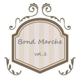 【お知らせ】11/20(水)Bond Marche開催!