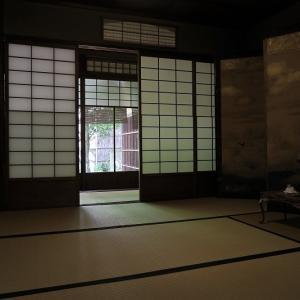 有斐斎弘道館の数寄屋造り