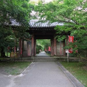醍醐寺、夕暮れの弁天堂