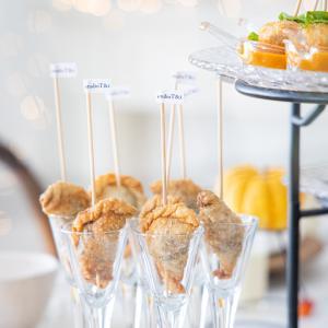 ★簡単フィンガーフードはお弁当のおかずにも役立つ♪おうちdeおもてなし9月