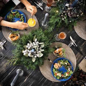 ★おうちでごちそうクリスマス「おうちdeおもてなし11月」がスタート!