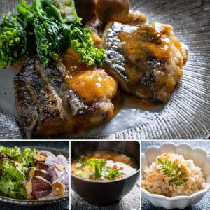 ★zoomオンラインで料理教室【おうちdeおもてなし6月】