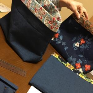 手縫いハンドメイド教室〜藍色は綺麗だなぁ〜