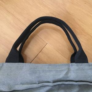 バッグの持ち手だけ傷んでます。。お直しのリクエストにお応えして…