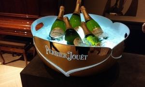 シャンパンとカジノと