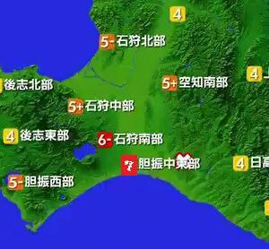 北海道胆振東部地震①