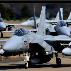 アクティーをF15イーグル戦闘機色に、全塗装
