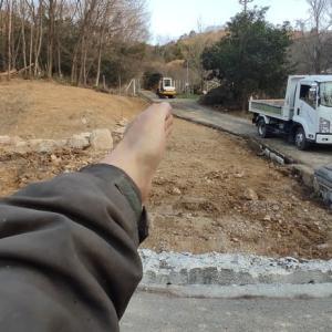 道路建設も終盤へ