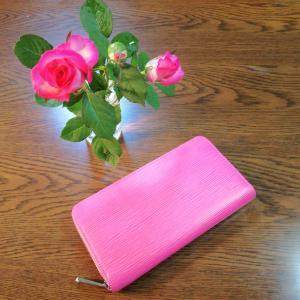 人生の運気を上げるピンクの財布とサンダル☆結婚入籍までナビゲート中