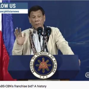 ABS-CBN再開問題