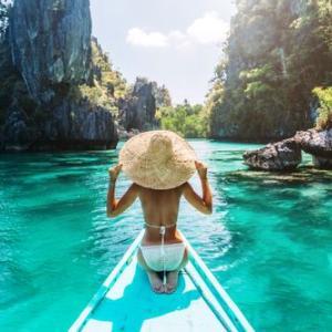 南海の楽園