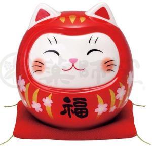 「しあわせこいこいやってこい」 招き猫をネットショップの飛び猫商店へ追加しました。