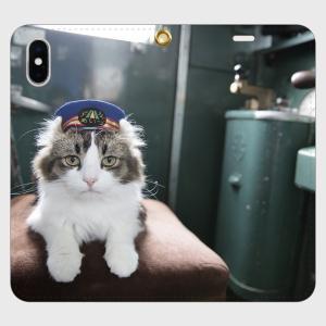 らぶ駅長とぴーち施設長のスマートフォンケース