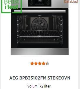 オーブンの買い換え