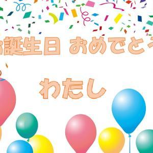 Happy birthday(*´ω`*)