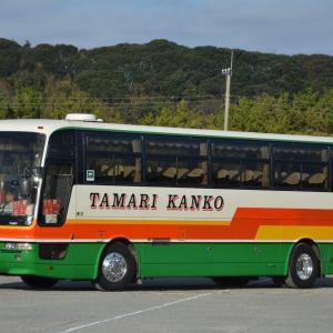 玉里観光バス 土浦22あ2008